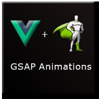 Vue.js + GSAP