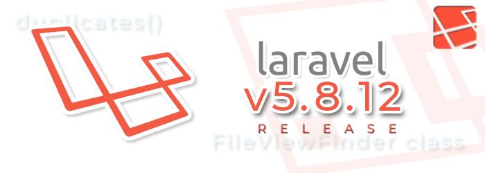 laravel_v5812