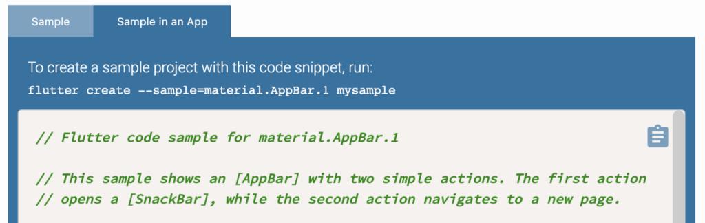 AppBar_widget