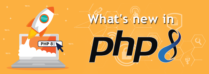 What's new in php 8